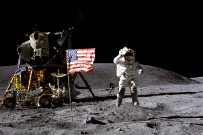 On This Day: Apollo 16 lifts off on manned mission to moon