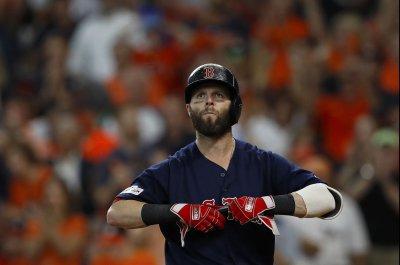 'Knee soreness' halts Boston's Dustin Pedroia's rehab assignment