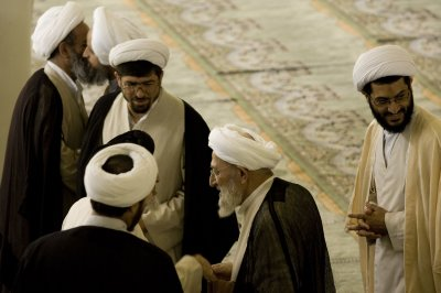 Leading clerics condemn Iranian election