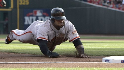 MLB: San Francisco 8, Cincinnati 3