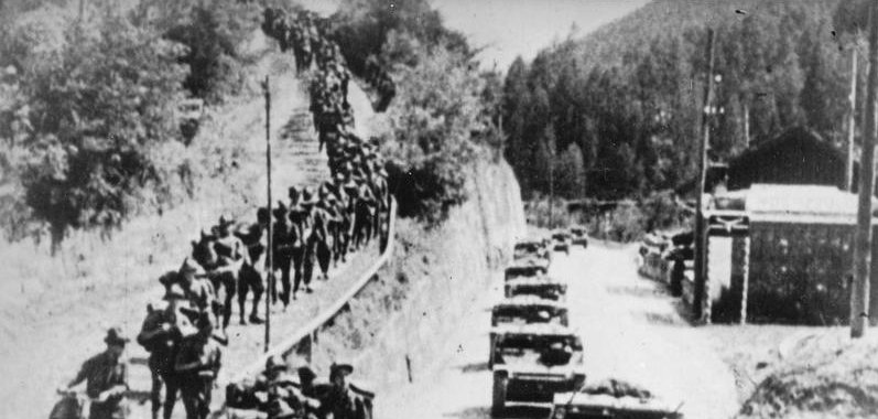 Italians invade Ethiopia - UPI Archives