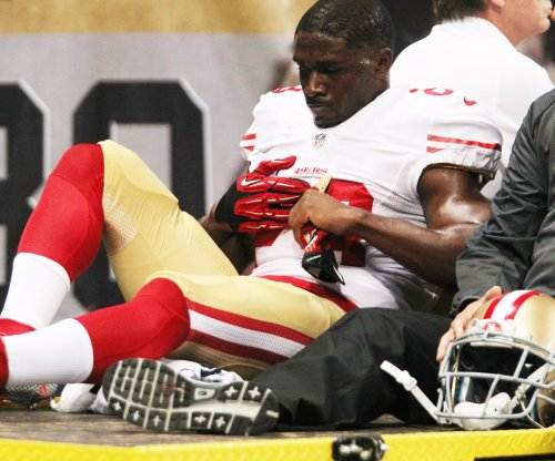 San Francisco 49ers' Reggie Bush reportedly suing city of St. Louis for injury