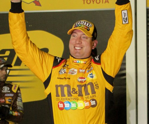 Notebook: Kyle Busch looking for record third straight sweep