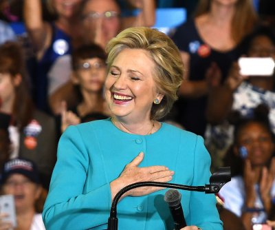 Clinton rakes in $101M in October, holds big cash advantage over Trump