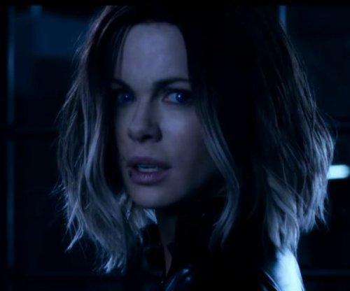 Kate Beckinsale battles a werewolf army in new 'Underworld: Blood Wars' trailer