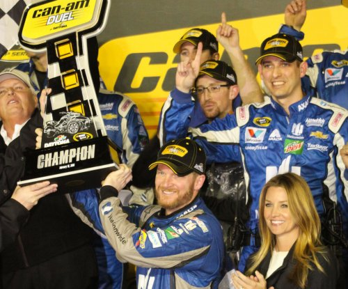 Newly married Dale Earnhardt Jr. eager to start 2017 season