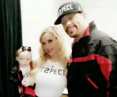 Coco Austin's daughter makes runway debut at NYFW
