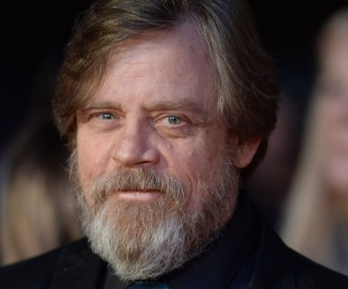 Mark Hamill posts throwback photo of his first day as Luke Skywalker