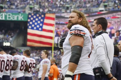 Chicago Bears decline option on G Josh Sitton