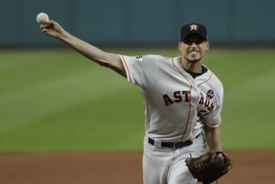 Astros' Morton to test shoulder vs. Orioles before playoffs