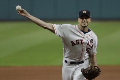 Astros' Morton to test shoulder vs. Orioles before playoffs