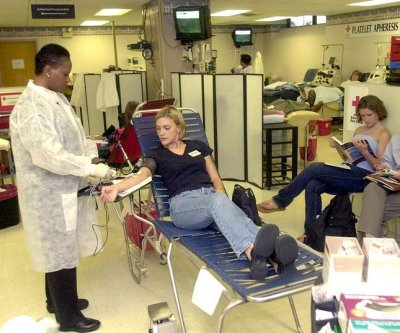 Teens may need iron supplements after donating blood