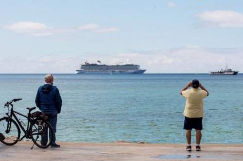 Royal Caribbean delays launch of new cruise ship after 8 test positive for COVID-19