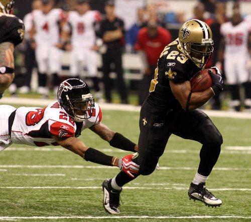 NFL: New Orleans 35, Atlanta 27