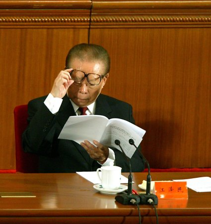 Reports of Jiang's death 'pure rumor'