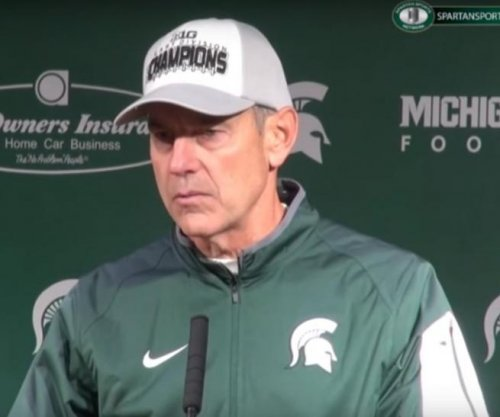 Michigan State rolls to Indianapolis