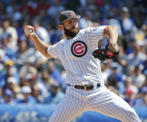 Cubs ace Jake Arrieta discusses his market value, says 'just look at the numbers'