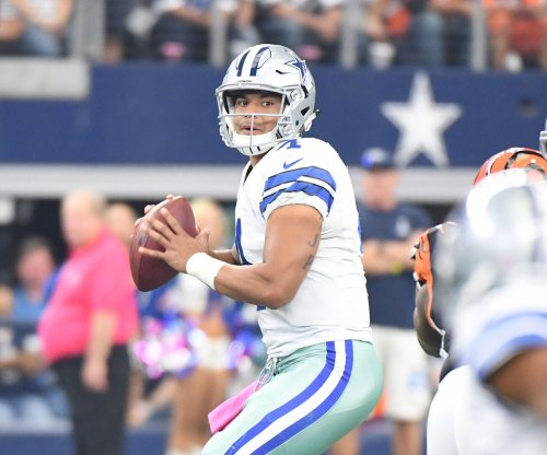 Dak Prescott's play gives Dallas Cowboys options at QB