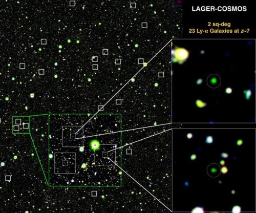 Dark Energy Camera helps astronomers study the cosmic 'dark ages'