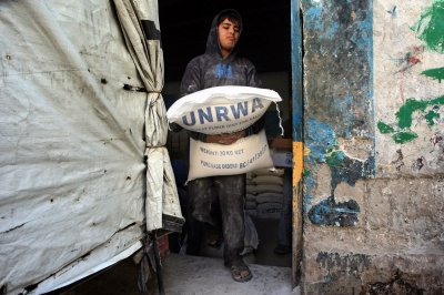 U.S. withholds $65 million from Palestinian refugees