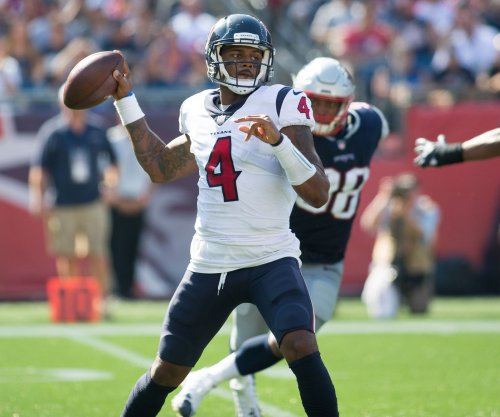 Houston Texans QB Deshaun Watson to take 'First Shot' for charity