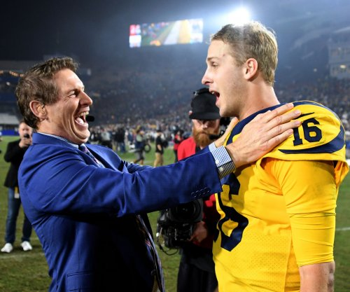 Los Angeles Rams QB Jared Goff struggling as playoffs approach