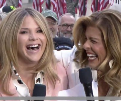 Jenna Bush Hager returns to 'Today' after son's birth