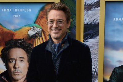 Robert Downey Jr. on Iron Man future: 'We'll see'