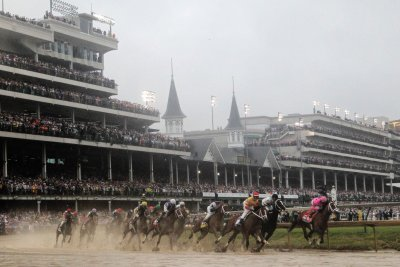 Churchill Downs' spring meet to open May 16 without spectators
