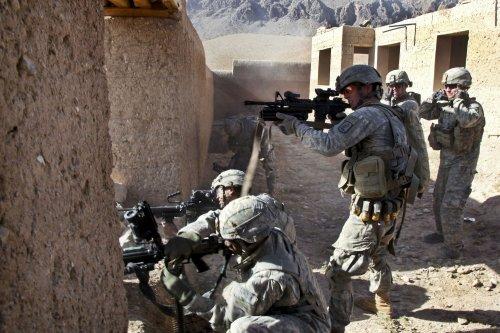 Afghan rebel group considers truce