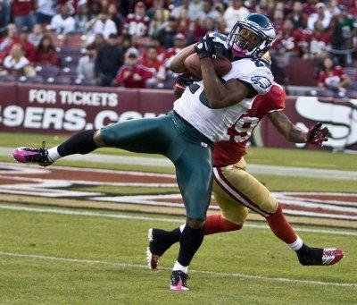 NFL: Philadelphia 27, San Francisco 24