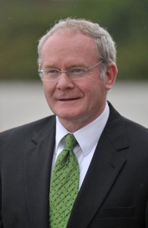McGuinness quits British Parliament
