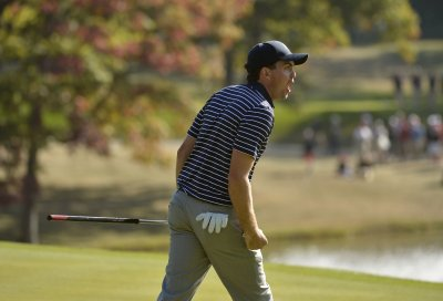 USA takes 2-point lead at the Ryder Cup