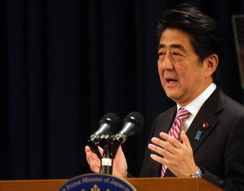 Japan's PM Abe dissolves Parliament, calls snap elections
