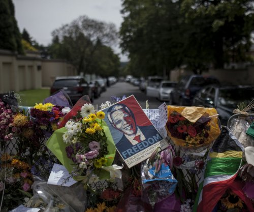 South Africa honors Mandela on first anniversary of death
