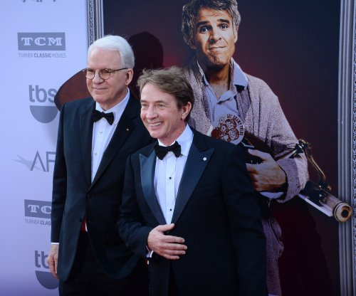 Steve Martin presented with AFI Life Achievement Award