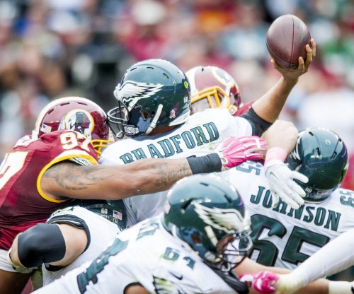 Philadelphia Eagles' Chip Kelly not about to bench Sam Bradford