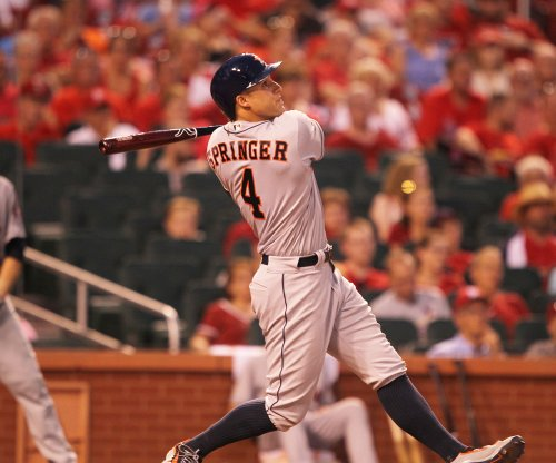 George Springer slam starts Houston Astros' surge past Kansas City Royals