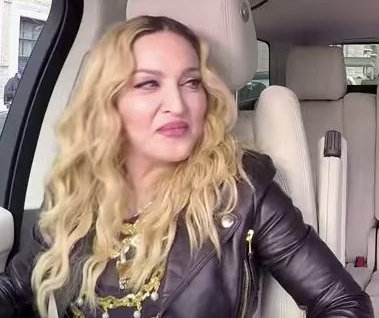 Madonna twerks for James Corden in Carpool Karaoke teaser