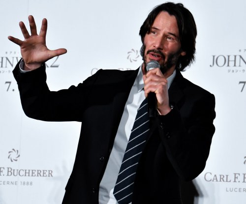 Keanu Reeves hopes to make 'Bill & Ted 3' before he turns 60