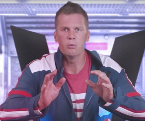 Tom Brady: New England Patriots quarterback calls on 'people of earth' in chocolate ad