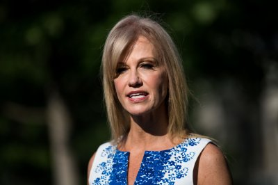 House panel OKs subpoena for Kellyanne Conway