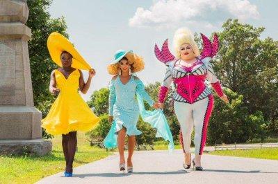 Shangela, Bob the Drag Queen, Eureka land HBO series