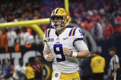 Bengals pick Burrow, Dolphins get Tagovailoa in virtual 2020 NFL Draft