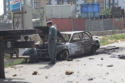 Rockets land near Afghan Presidential Palace during Eid al-Adha prayers
