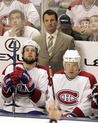 Montreal coach didn't like 'narging'