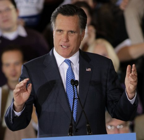 Romney projected the winner in Ohio