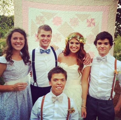 Jeremy Roloff weds Audrey Botti in Oregon