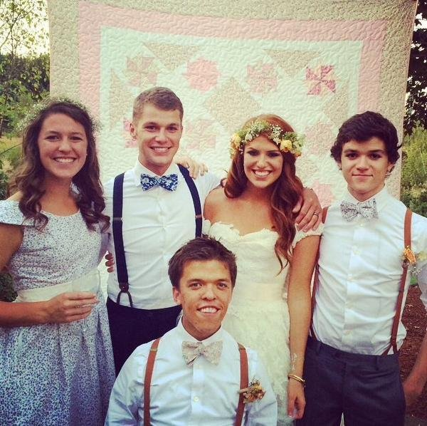Little people big world star jeremy roloff weds audrey botti little people big world star jeremy roloff weds audrey botti upi junglespirit Image collections