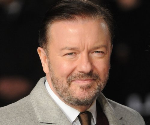 Ricky Gervais talks about the joy of being an 'actor for hire'